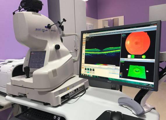 Как часто нужно проходить оптическую когерентную томографию?