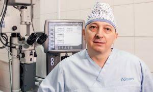 Операция при катаракте в Новосибирске за 7 минут: факоэмульсификация катаракты мини картинка
